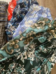 Bermudas e Shorts variados