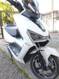 Moto Elétrica EV01 Voltz 2020 (Repasse)