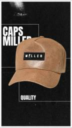 Vendo chapéus Miller e Dantt original tenho vários modelos