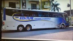 Vendo ou troco em um micro ônibus
