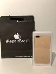 IPhone 7 plus 256Gb-Gold-Promoçao