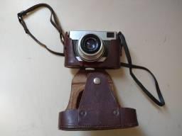Câmera Fotográfica Werra c/ Lente Tessar 2.8/50