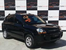 Hyundai Tucson 2.0 Blindada com GNV