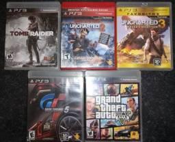 Jogos PS3 - Troca e Venda(Aceito controle ps3)