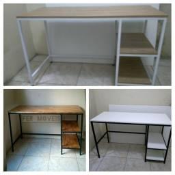 Escrivaninha estilo industrial R$350,00