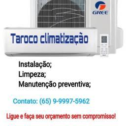 Técnico ar condicionado