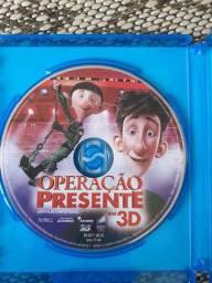Blu-ray 3D Operação Presente
