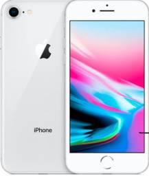 iPhone 8 64 GB - prata