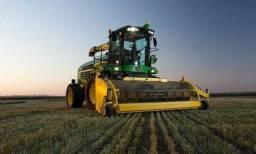 Colheitadeira - Maquina Agrícola ou RetroEscavadeira e Maquinas Pesadas