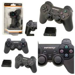 Controle Sem Fio Play station 2 ps2