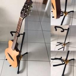 Suporte HERCULES - Violão, Guitarra e Baixo