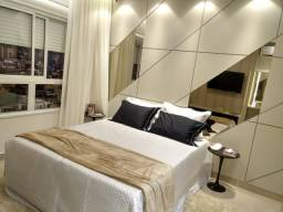 Apartamento Setor Bueno, 125M², 3 suítes plenas, 2 vagas e área de lazer completa