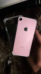 IPhone 7 32gb Rose (IMPECÁVEL)
