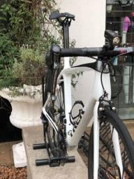 Bicicleta speed Trek Émonda SLR - tamanho 54 - Semi-nova