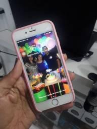 """Vendo IPhone """"6"""" 64 gigas conservado!!!"""