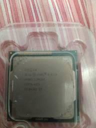 Processador i3 - 3220 (Usado) + fonte + gabinete