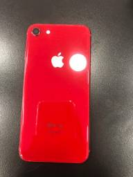 IPhone 8 64GB Red Ac cartão e trocas