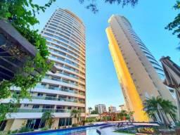 (DD) 66272 Apartamento no Cocó com 3 Quartos, 3 Vagas, Nascente, Lazer Completo, 120 m²