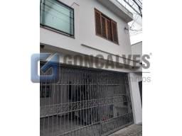 Casa à venda com 3 dormitórios em Oswaldo cruz, Sao caetano do sul cod:1030-1-133859