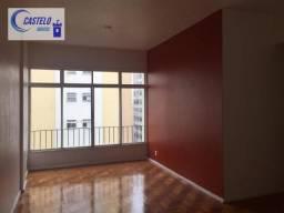 Apartamento com 3 dormitórios para alugar, 130 m² por R$ 2.000,00/mês - Icaraí - Niterói/R
