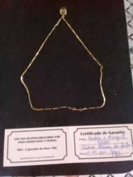 Cordão ouro 700