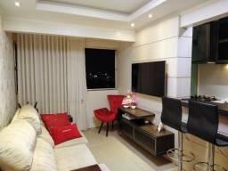 Lindo apartamento Mobiliado 2 Quartos, Garagem Coberta, Elevador