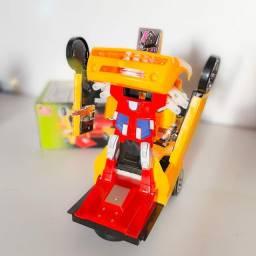 Carro musical transformers