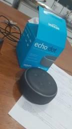 Usado, Alexa echo dot comprar usado  Florianópolis
