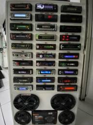 Cd radio toca fitas das antigas varias marcas e modelos
