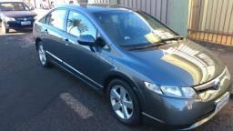Vendo ou troco Civic flex automático 2007  / 2007