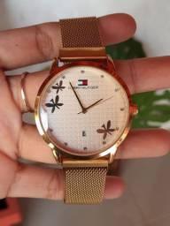 Relógio Tommy Hilfiger (FAÇO ENTREGA)