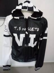 "Blusa de FRIO"" T. $. do Gueto!"