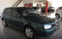//Volkswagen Golf 2.0 Verde Perfeito Estado 2000