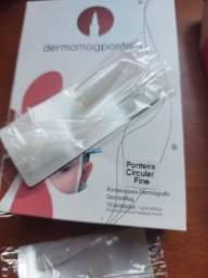 Kit de  ponteiras e agulhas para Micropigmentação