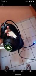 Headset Gamer Fortrek Crusader RGB Rainbow