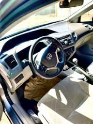 Honda Civic LXS Flex 2013