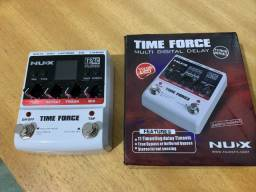 Pedal Delay Nux Time Force