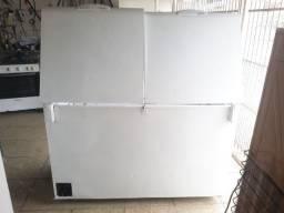 Freezer 530 litro revisado 30 dia garantia 900 R$ wzp * antonio