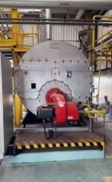 Caldeira 3 toneladas à gás Tenge