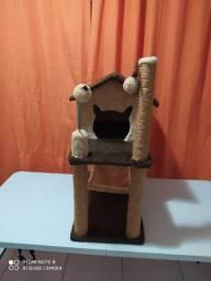 Casa para gato.