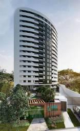 CO-14 Apartamento Graças 3 quartos 1 suíte 83 mts, lazer completo varanda gourmet 2 vagas