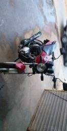 Vendo Moto Cg Fan 2013 Emplacada