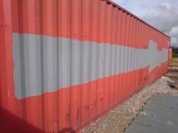 Container Dry 40 Pés HC