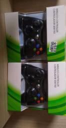 2 Controles Xbox sem fio
