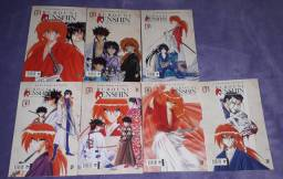 Samurai X- Rurouni Kenshin / vol. 1-7