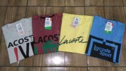 Camiseta Masculina Nova (Tamanho M, G e GG)