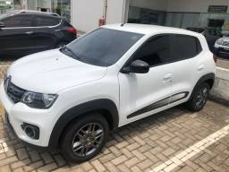 Renault Kwid Intense 2018 muito novo