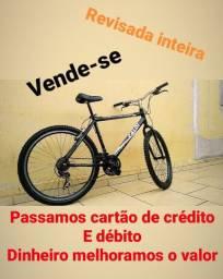 Bicicleta aro 26 - Alumínio - Revisada
