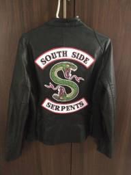 Jaqueta De Couro, South Side Serpents Riverdale