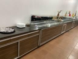 Cuba para restaurante, churrasqueira e ( bens e utensílios)